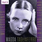 Milestones of a Piano Legend: Magda Tagliaferro, Vol. 5 de Various Artists