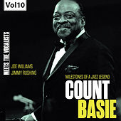 Milestones of a Jazz Legend - Meets the Vocalists, Vol. 10 by Count Basie