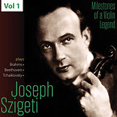 Milestones of a Violin Legend: Joseph Szigeti, Vol. 1 de Various Artists
