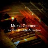 Sonatina, Op. 36 No.1, Spiritoso de Richard Settlement