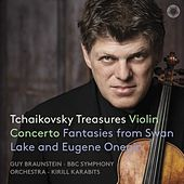 Tchaikovsky Treasures de Guy Braunstein