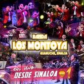 En Vivo Desde Sinaloa, Vol. 1 (En Vivo) von La Decisiva Banda Los Montoya
