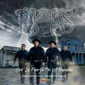 Con La Fuerza De Un Huracán feat. Óscar Iván Treviño de Duelo de Los Palominos