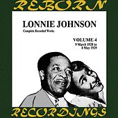 Complete Recorded Works (1925-1932), Vol. 4: 1928-1929 (HD Remastered) de Lonnie Johnson