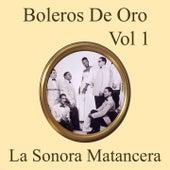 Boleros de Oro Medley: Historia de un amor / Angustia / Aunque me cueste la vida / Tuya y mas que tuya / Desgracia / En el balcon aquel / Indiferente de La Sonora Matancera
