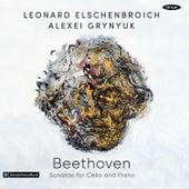 Beethoven: The Cello Sonatas by Leonard Elschenbroich