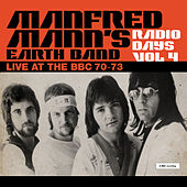 Radio Days, Vol. 4: Manfred Mann's Earth Band (Live at the BBC 70-73) by Manfred Mann