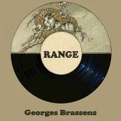 Range de Georges Brassens
