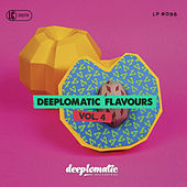 Deeplomatic Flavours, Vol. 4 - EP by Various Artists