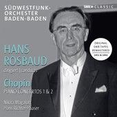 Chopin: Piano Concertos Nos. 1 & 2 de Various Artists