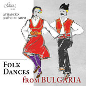 Folk Dances from Bulgaria by Various Artists