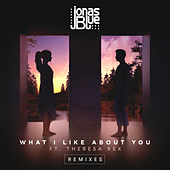 What I Like About You (Remixes) by Jonas Blue