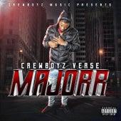 Majorr by Crewboyz Verse
