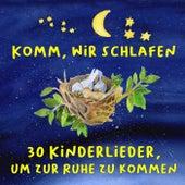 Komm, wir schlafen - 30 Kinderlieder, um zur Ruhe zu kommen von Various Artists