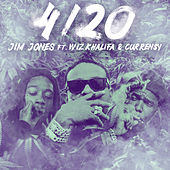 4/20 (feat. Wiz Khalifa & Curren$y) by Jim Jones