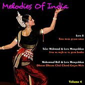 Melodies of India, Vol. 4 de Various Artists