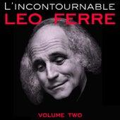 L'incontournable, Vol. 2 de Leo Ferre