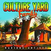 Culture Yard Family, Vol. 2 de Various Artists
