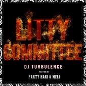 Litty Committee (feat. Party Hari & Meli) di DJ Turbulence