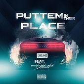 Puttem in Their Place von Chris James