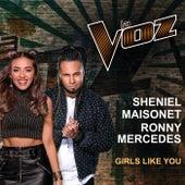 Girls Like You (La Voz US) by Sheniel Maisonet