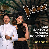 Lloro Por Ti (La Voz US) by Kari Santoyo