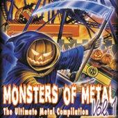 Monsters of Metal, Vol. 1 by Various Artists