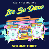 It's So Disco, Vol. 3 - EP fra Various Artists