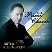 Fine Piano Classic by Arthur Rubinstein