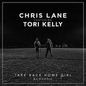 Take Back Home Girl (feat. Tori Kelly) - Acoustic de Chris Lane