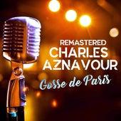 Gosse de Paris de Charles Aznavour