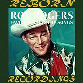 Favorite Country Songs (HD Remastered) de Roy Rogers