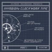 INVASION: Clockwork Time, Pt. I de Various
