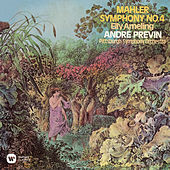 Mahler: Symphony No. 4 de André Previn