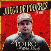 Juego de Poderes (En Vivo) by El Potro De Sinaloa