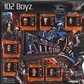 Asozial Allstars 2 von 102 Boyz