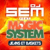 Jeans et baskets von DJ Sem