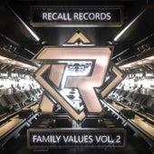 Family Values, Vol. 2 de Various Artists