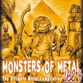 Monsters of Metal, Vol. 4 by Various Artists