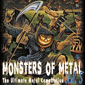 Monsters of Metal, Vol. 5 de Various Artists