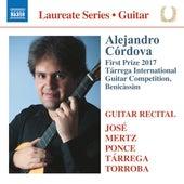 Guitar Recital de Alejandro Córdova