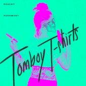 Tomboy T-shirts by Peachy Pavement