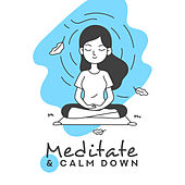 Meditate & Calm Down - Music That'll Help You Meditate and Calm Down, Balance Your Emotions, Relax and Regain Inner Harmony and Peace by Zen Meditation Music Academy