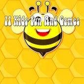 11 Kids Fun and Games de Canciones Para Niños