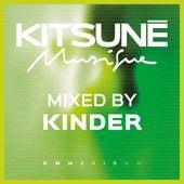 Kitsuné Musique Mixed by Kinder (DJ Mix) de Various Artists