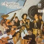 Argentina Camina y Canta, Vol. 1 de Various Artists