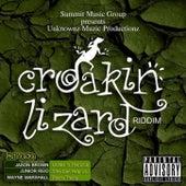 Croakin' Lizard Riddim by Various Artists
