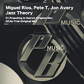 Jazz Theory (feat. Jon Avery) - Single de Miguel Rios