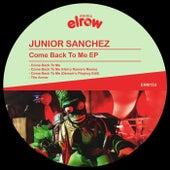 Come Back To Me - Single by Junior Sanchez