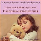 Caja de música: Melodías para niños - canciones clásicos de cuna (Canciones de cuna y melodías de sueños) von Lullaby Sound Orchestra